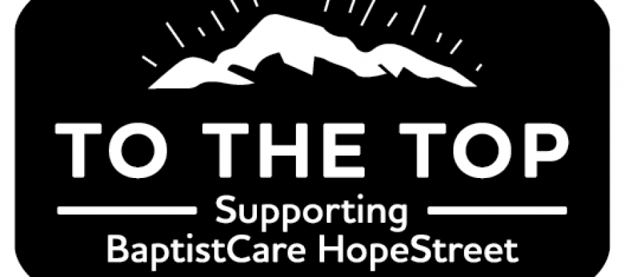 Hopestreet To The Top Fundraiser 2018