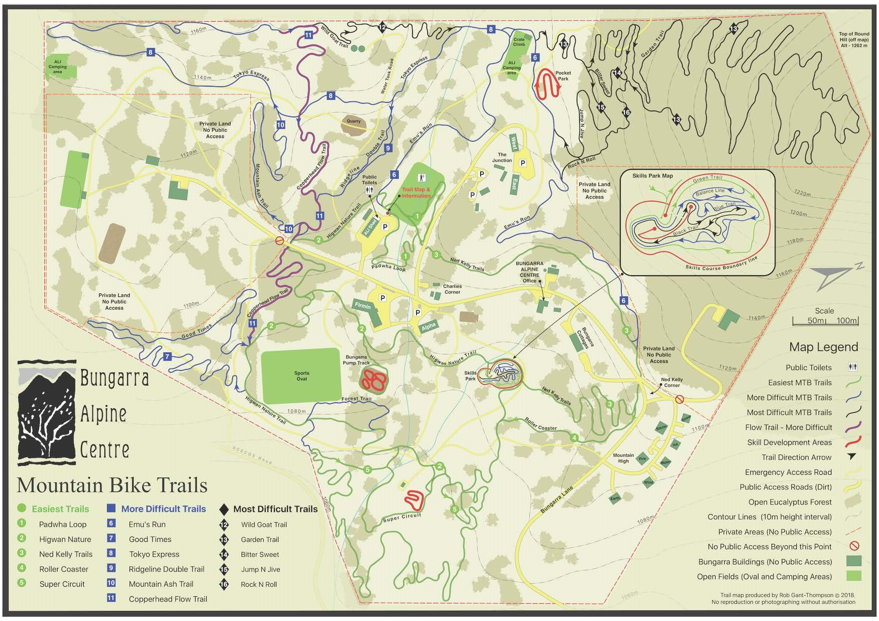 BAC trails- lower res for web Feb 2019